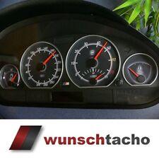 Cadran de compteur de vitesse f.Compte-tours BMW E46 Corona 300Kmh Essence M3