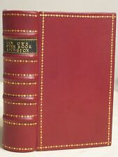 1885 C H SPURGEON OUR OWN HYMN BOOK FINEST BINDING SCARCE WOW !!!!