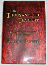 R Scott Bakker The Thousandfold Thought, Prince of Nothing 3 HC 1st/1st VG