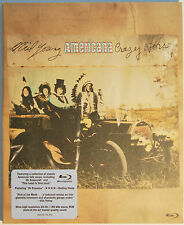 Neil Young - Americana  Blu Ray Audio Disc.  Mint!
