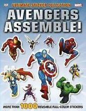 Ultimate Sticker Collection: Marvel Avengers Asemble! by DK