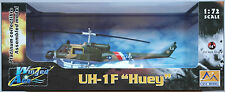 "Easy Model UH-1F ""Huey"" Helicopter / Hubschrauber Tactical Training 1:72 Neu/OVP"