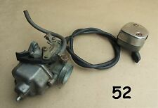 CARBURETOR THROTTLE CARB 84 200ES BIG RED 200E 200M ATC HONDA 3 WHEELER THREE