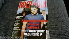 ZZ- REVISTA MAGAZINE ROCK & FOLK Nº379 - STEREOPHONICS - PLACEBO - JEFF BECK