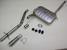 Volvo 850 Turbo Built 91-97 Estate Exhaust System with Anbausatz + End pipe