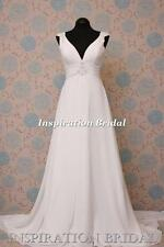 1564 vintage inspired wedding dress dresses 1920s 1930s 1940s flattering empire