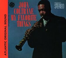 My Favourite Things - John Coltrane (2002, CD NEW)
