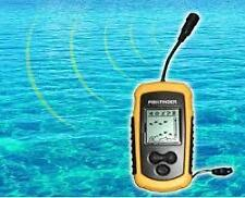 LUCKY Fish Finder with Sonar Sensor Sea and River