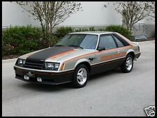 1979 Ford MUSTANG COBRA 5.0, PACE CAR, #2, Refrigerator Magnet