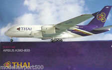 Hogan Wings 1:200 Airbus A380 Thai Airways HS-TUC LI0953GR + Herpa Wings Katalog