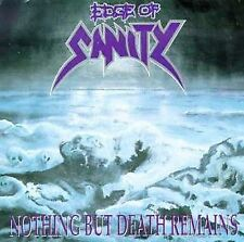 EDGE OF SANITY - Nothing But Death Remains CD ** Excellent Condition RARE **
