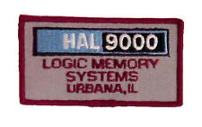 "2001/2010 A Space Odyssey Hal 9000 Computer 4"" Uniform Patch- FREE S&H (20PA-01)"
