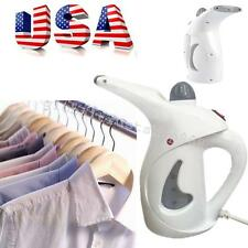 USA Portable Steamer Fabric Clothes Garment Steam Iron Travel Removes Wrinkles A