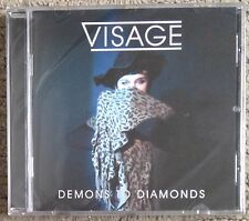 VISAGE Demons To Diamonds Cd New Sealed David Bowie Cover Fade to Grey