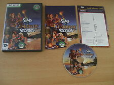 THE SIMS Castaway STORIE PC DVD ROM Post veloce