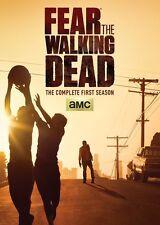 Fear The Walking Dead: Season 1 - 2 DISC SET (2015, DVD New)