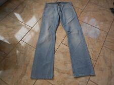 H9392 Lee Flint Jeans W31 L36 Hellblau  Gut
