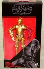 "STAR WARS ROGUE ONE BLACK SERIES 6"": C-3PO (RESISTANCE BASE)  #29"