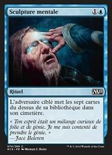 MTG Magic M15 FOIL - Mind Sculpt/Sculpture mentale, French/VF