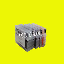 4 cartouche compatible rechargeable avec puce/encre pour HP950 951 HP 950 8100 L