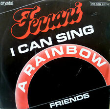 "7"" 1979 KULT ! FERRARI : I Can Sing A Rainbow /MINT-?"