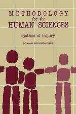 Methodology for the Human Sciences: Systems of Inquiry (Suny Series in Transpers