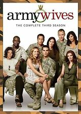 Army Wives Season 3 Third TV Series Region 4 New DVD (5 Discs)