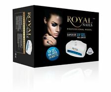 54 WATT ROYAL NAILS PROFESSIONAL UV LIGHT GEL AND ACRILIC NAIL DRYER & CURING 2