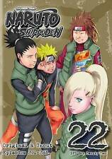 Naruto: Shippuden - Box Set 22 (DVD, 2015, 2-Disc Set)