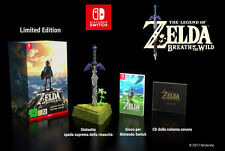 Nintendo Switch  The Legend of Zelda: Breath of the Wild  Limited Edition