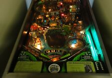 Creature From The Black Lagoon  Pinball shooter lane light mod CFTBL