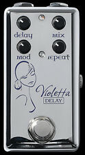 Red Witch Seven Sister Violetta Delay Pedal, Brand New in Box, Free Shipping