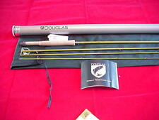 Douglas Outdoors 7ft 3in Upstream Graphite Fly Rod 4 Piece #3 Line GREAT NEW