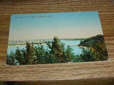 The Saskatchewan River Saskatoon Saskatchewan Postcard