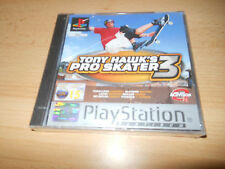 Tony Hawk's Pro Skater 3 (Sony PlayStation 1, 2001) Nuovo sigillato