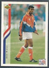 UPPER DECK WORLD CUP USA 1994- #146-NEDERLAND/HOLLAND-ARON WINTER