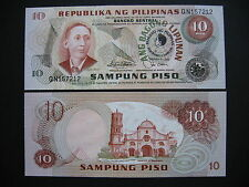 PHILIPPINES  10 Piso 1981  Commemorative Issue  (P167a)  UNC