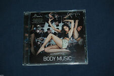 AlunaGeorge - Body Music (2013) SIGNED/AUTOGRAPHED CD