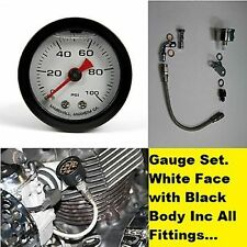 OIL PRESSURE GAUGE KIT  No3 TRIUMPH America Speedmaster T100 Thruxton