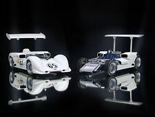 Exoto 1:18: 1966 Chaparral 2E: Phil Hill (With bonus rolling chassis)