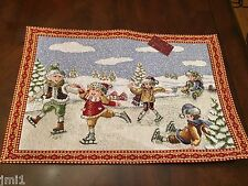 Villeroy & Boch CHRISTMAS EVE 2015 Toy's Delight Children Cloth Place Mat