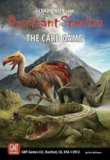 Dominant Species Card Game - A GMT Card Game - New, English