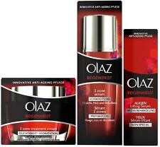 Olay Regenerist 3 Piece Anti Ageing Gift Set - Face Serum, Eye Serum, Face Cream