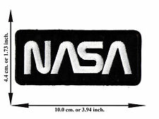 Nasa Sign Space Symbol Discovery Vector V11 Logo Applique Iron on Patch Sew