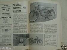 BRO6011-KAPTEIN MOBYLETTE GRAND SPORT,SPARTA 1961 MODEL MOFA,MOPED