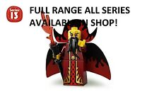 Lego minifigures evil wizard series 13 (71008) unopened new factory sealed