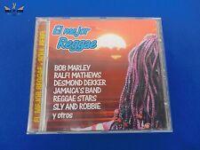 CD AUDIO EL MEJOR REGGAE, USADO, RASTA, ENVÍO DESDE ESPAÑA