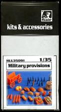 Hauler Models 1/35 MILITARY PROVISIONS Resin Set