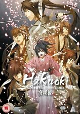 Hakuoki Complete Series 1 Collection DVD New & Sealed ANIME Region 2 Manga