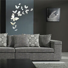 Decor Decal Removable Butterfly DIY Wall Mural Stickers Sticker Vinyl Home Art